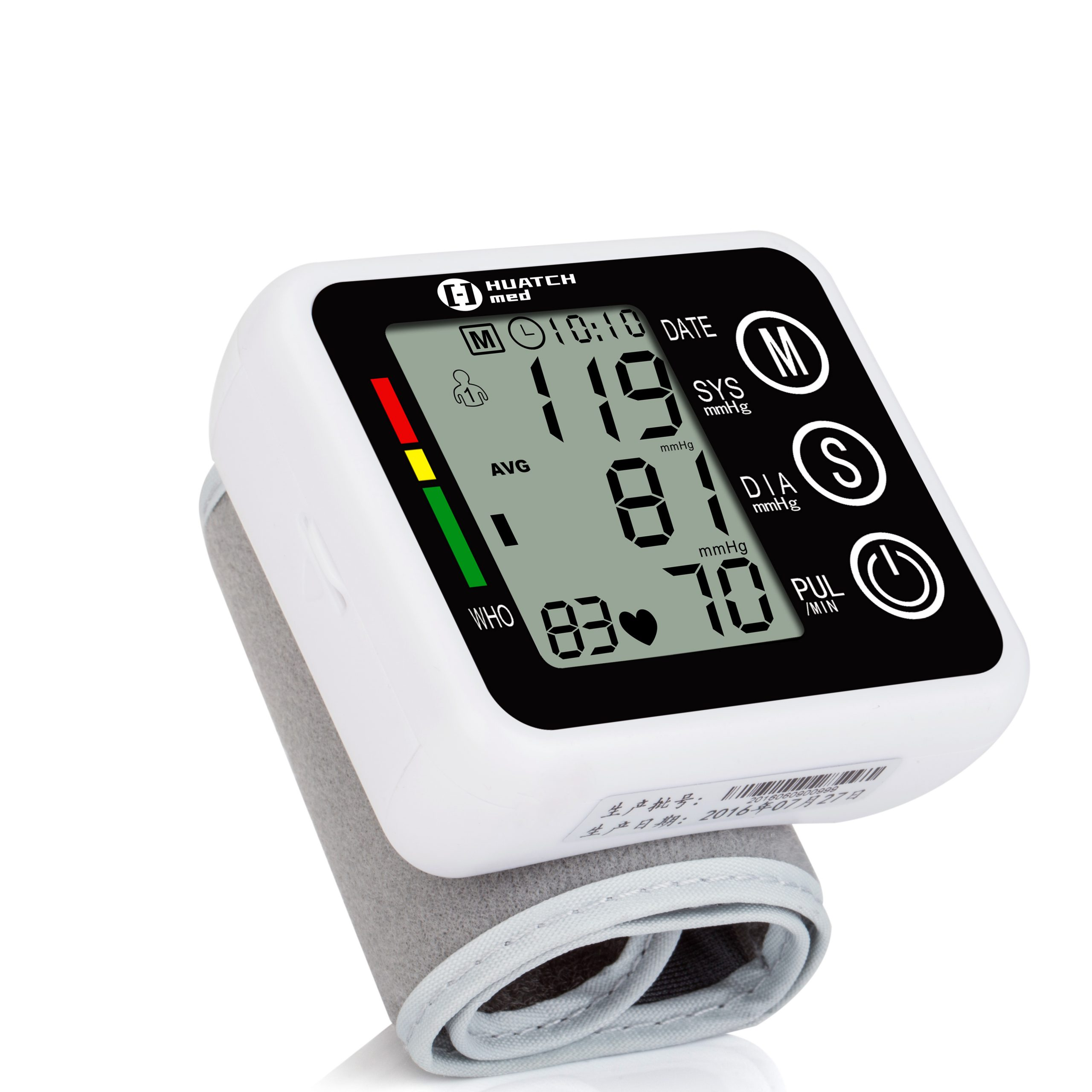 Blood Pressure Monitor-ZK-B863